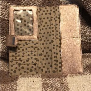 Handbags - Relic wallet gently used